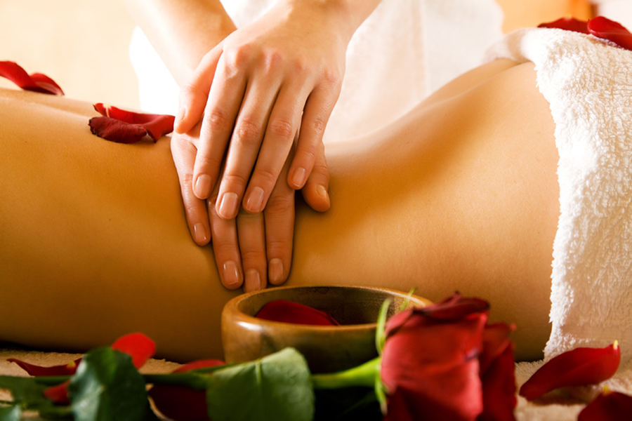 Massages & wellness packages