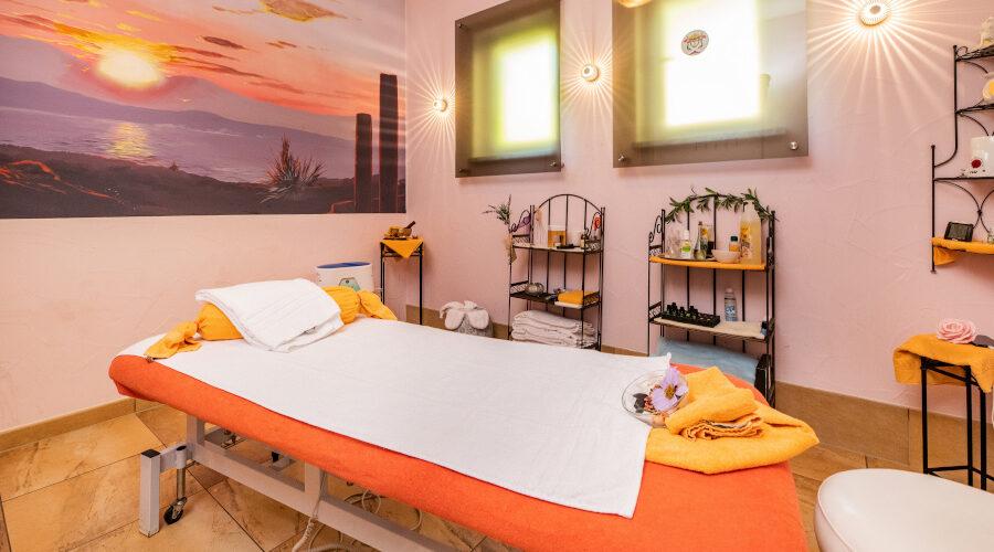 Massages & wellness packages