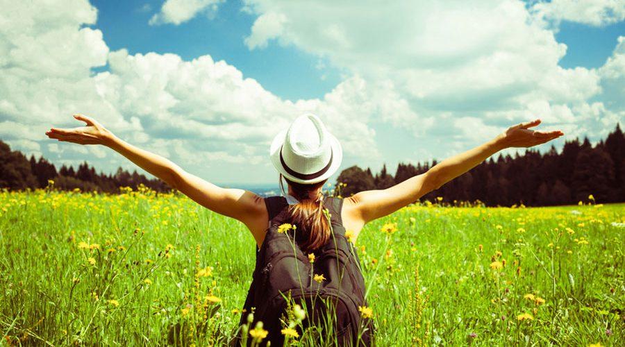 Sommerzauber –  Wandern, Radfahren, entspannen