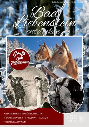 Bad Liebenstein Journal Ausgabe 01-2020
